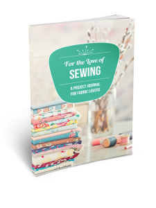 For the Love of Sewing